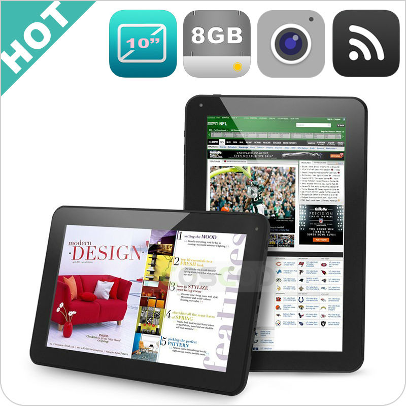 Wholesale 7'' - 10'' wm8880 mid tablet pc manual with 3G / Bluetooth / Call Phone / GPS