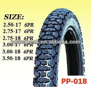 pneus moto cross TIRE 4.10x18 2.75x18 3.00x18 90 90 r18