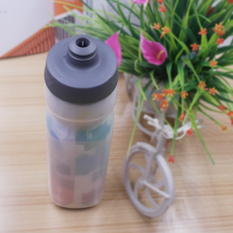 Promotion Recycled Plastic Spray Sport Drinking Water Bottles