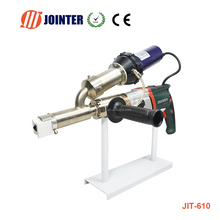 High Quality Cheap Price Hand Plastic Extruder Equipment with Excellent Drill for Sale