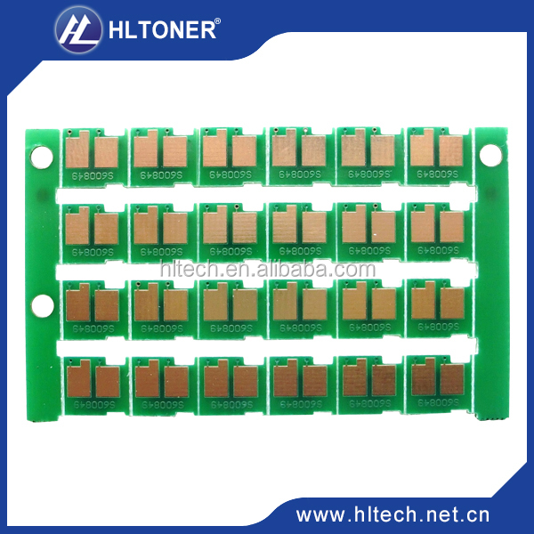 Toner Chip of 013R00657/013R00660/013R00659/013R00658 Toner cartridege compatible for Xerox WorkCentre-7120/7125 Universal Drum