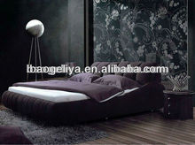 2013 new modern hot-selling pu bed B636#