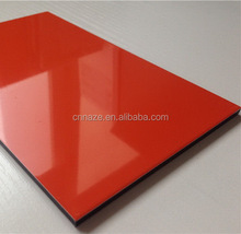 Alucobond Cladding Sheet ACP outdoor Sign Board Materials