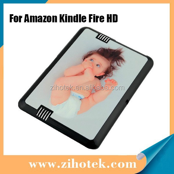 Android tablet PC Sublimation cell phone cover case for Amazon Kindle Fire HD