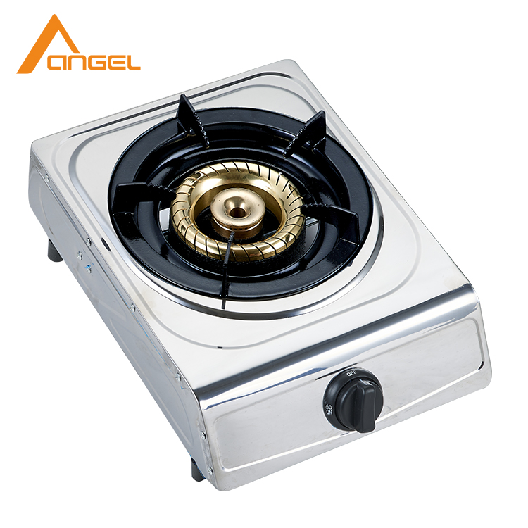Chinese Manufacturers Household Tabletop Portable Stainless Steel Propane Outdoor Gas Stove