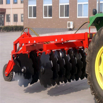 Three-point tractor mounted disc harrow for sale farm machine