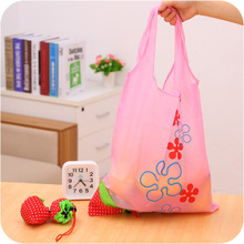 Personalized Foldable Shopping Bags Eco Reusable Bags Shopping Cute Bear Shaped Portable ALD1089