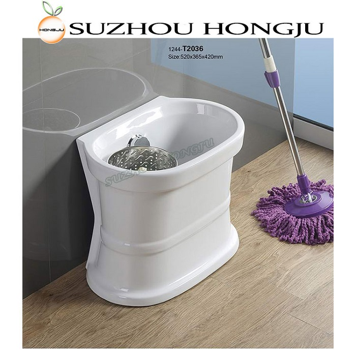 Cermic Floor Mounted Mop Sink