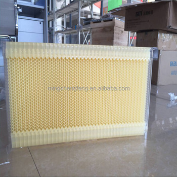 2017 New Style Apis Mellifera Automatic Honey Flow Frame or 7pcs Plastic Honey Outflow Hive Frames