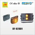 Reversing sensor with warning light for forklift & heavy vehicles BY-82801