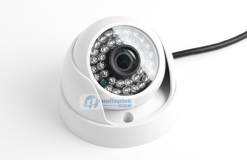 2MP Dome 4CH AHD Camera DVR Kit CCTV System 1080P HDMI 4 Channel Home Security DIY With Indoor Night Vision IR 20M HD AHD