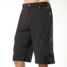 OUTTO #1202 Men's quick dry mountain bike shorts baggy S-3XL