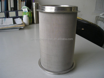 10micron stainless steel filter for medicial
