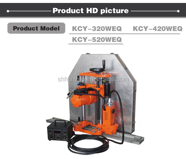 electric concrete hydraulic wall saw for cutting tools machine cutter