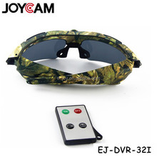 Support 32GB TF Card HD Video Recording Camera Glasses with Camera EJ-DVR-32I-B