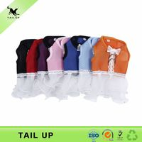 female nice pet party dress dog clothes