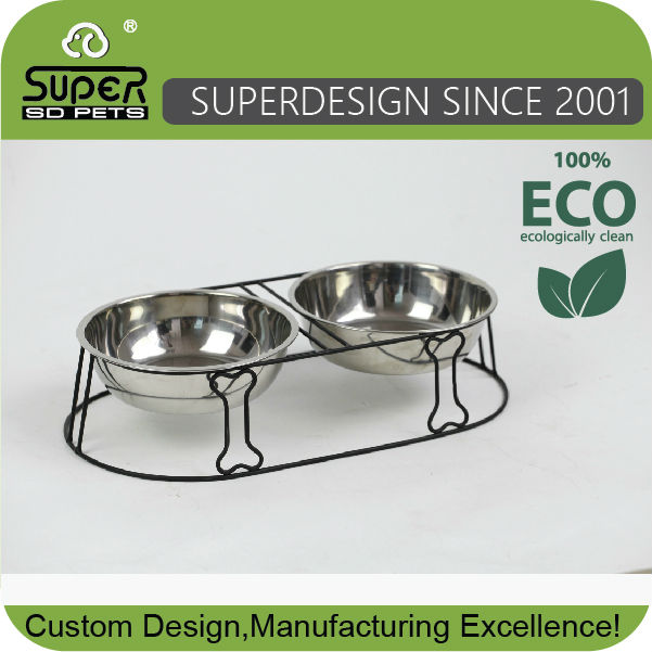 Stainless Dog Food Container