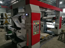 YT-4800 coating paper roll 4 color flexo printing press machine