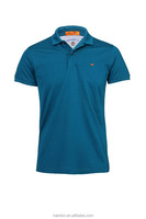 embroidery mens summer style soft cotton polo shirts for men