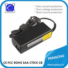 2016 hot selling 110v dc output 19V 3.16A 60w laptop adapter