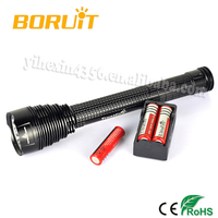 J18 TR-J18 Seper Bright LED Flashlight 8500 LM 7* CREE XML T6 High Power Torch For Camping Hiking