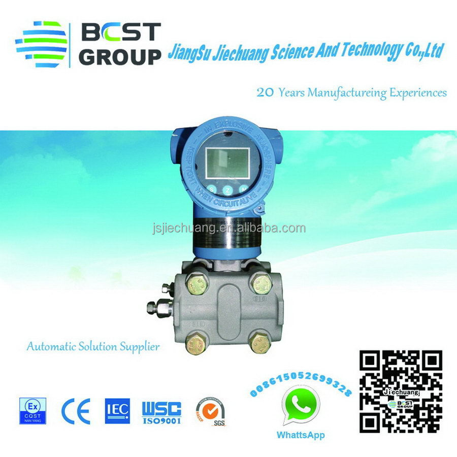High quality unique melt pressure transmitter with indicator