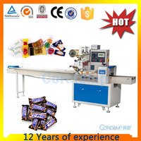 automatic packaging machine for bread/ cookie/ candy