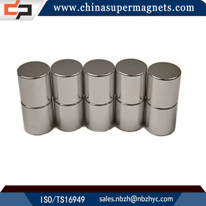 Environmental Customized Industrial cylinder neodymium magnet generator free energy
