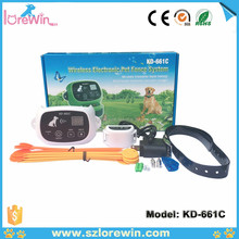 LoreWin KD-661C Electric Dog Fence And Collar Fence Company Wireless