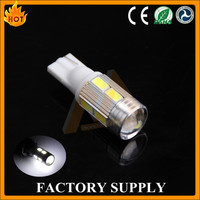 2016 Hot sale car interior light 5630 smd t10 194 w5w led