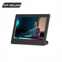 High Quality 8'' LCD Panel Digital Photo Frame 1280*780 Resolution Advertising Player