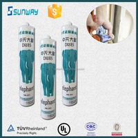 Quick Dry Aluminum Composed Panel Door And Window Silicone Sealant