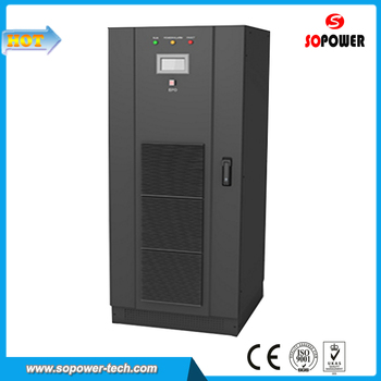 Off Grid Solar Panel Power Supply Inverter Three Phase 60KVA 380V AC 50HZ 60HZ