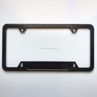 custom USA car license plate frame
