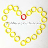 Small 10mm rubber sealing gasket rubber o rings for jewelry