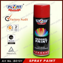 fast dry waterproof acrylic spray paint
