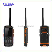 2016 Newest Support 5km Push To Talk Function 2.4 Inch Outdoor Waterproof Rugged Mobile Phone