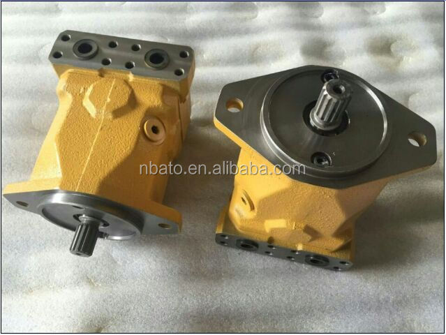 Ningbo Supplier Rexroth A10FM28 Hydraulic Piston Motor Complete Motor