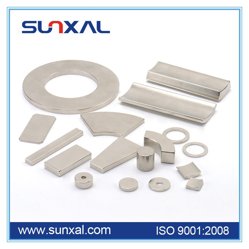 Sunxal Strong Power Neodymium Magnetic Materials