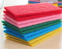 Hot sale dirty cleaning sponge yarn for scouring pad