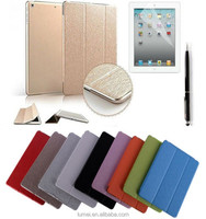 Magnetic Slim Leather Smart Stand Cover Case For iPad Air