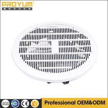 10 inch electric bathroom ceiling mounted fan with 30W long life ball bearing motor