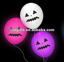 2012 hot selling party flashing LED balloons 3-in-1 function
