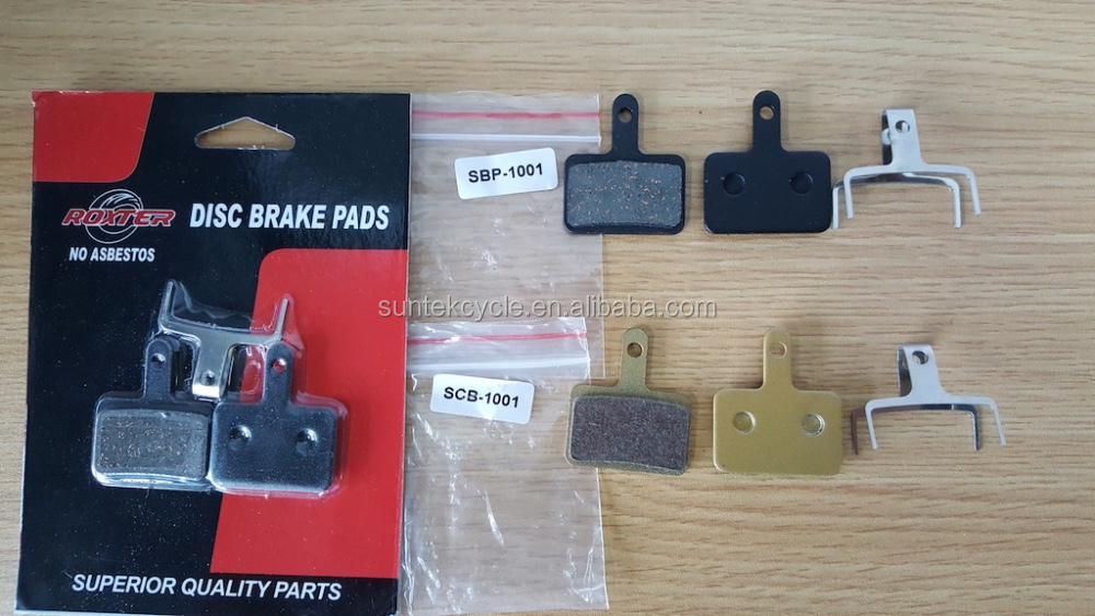 bicycle disc brake pads YL-1001