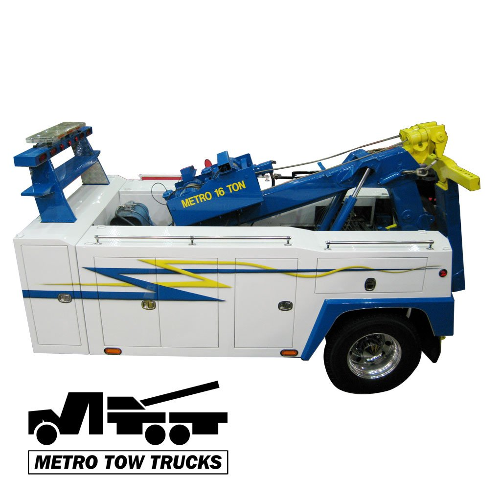 INT-16 Medium Duty Tow Truck Wrecker