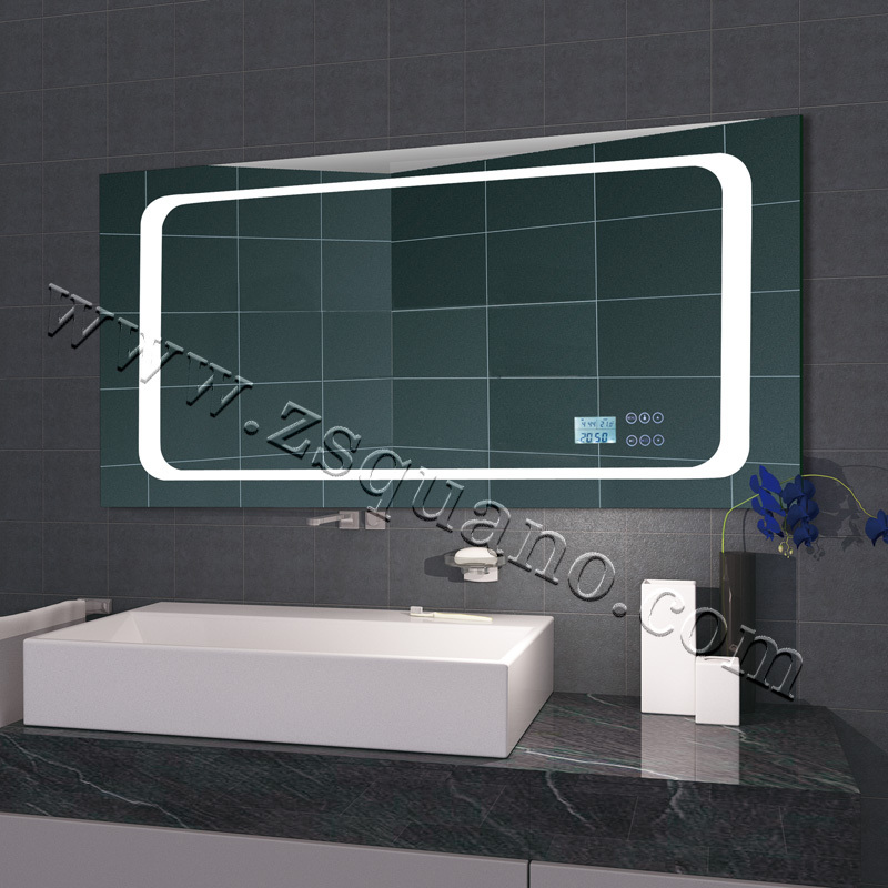 Smart Mp3 Bathroom Mirror With Led Light And Bluetooth Buy Led Bathroom Mirror Bathroom Led Mirror Bathroom Mirror With Led Light Product On Alibaba Com