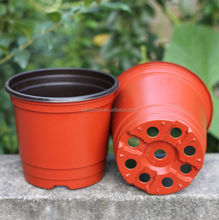 Nursery pots, plastic flower pot , nursery planter for tree