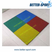 safety rubber tile