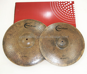 B20 high quality cymbals drum cymbal set