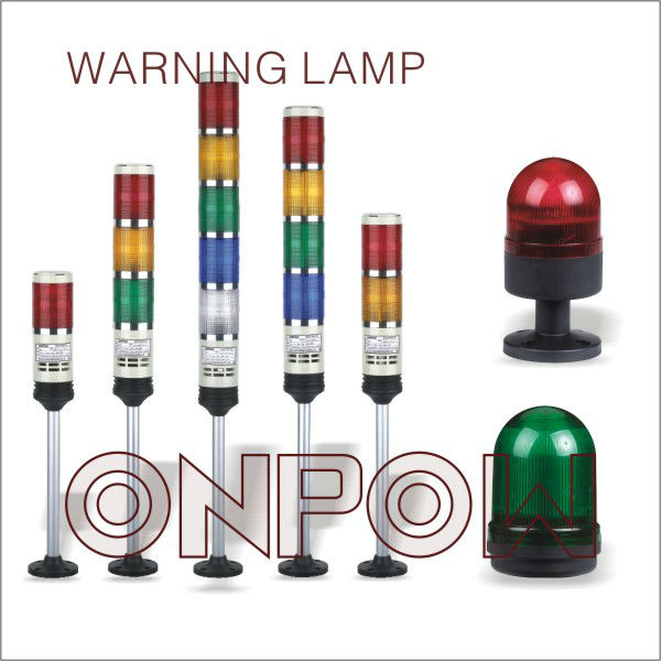 ONPOW led signal tower light(HBJD series,56mm,70mm,96mm,CE,CCC,ROHS)